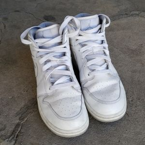Youth Air Force One sneakers